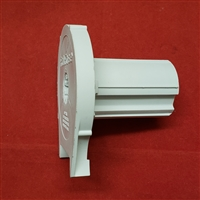 "R16. ROLLEASE Clutch, TAB Mount Roller Screen Shade. LIFT 16LBS. FIT 1.5"" tube."