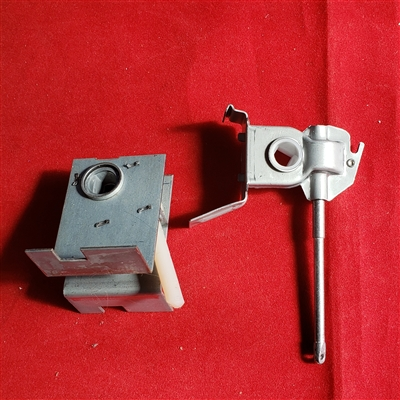 "Metal WAND Tilter D Hole for 2"" Wood, Venetian Blind. High Profile. Levolor"