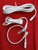 Power Cable Assy 15in, 4ft, 10ft, 20ft for 18V DC Supply. Powerview Hunter Douglas