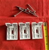 "KIT. 3/4"" Installation Brackets for Honeycomb, Duette Cordlock type. KIT2005. KIT2006"