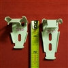 "KIT. 2 Installation Brackets for 3/8"", 3/4"" Common Headrail. Hunter Douglas. KIT2514.  KIT2507"