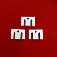 "KIT. 1/4"" Thick Wall Spacer.  Pack of 3."