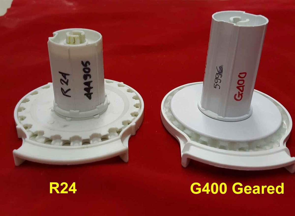 R24 Rollease Clutch Amp End Plug Set For Roller Screen Shade
