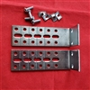 KIT. Extension Mounting Brackets for Shades. End Mount Option. Pack of 2. KIT2013