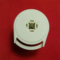 Arabel SET: D-type Clutch + End Plug + Brackets for Roller Screen Shade.  Lift 24lbs