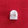 (#3), Old Style End Cap for Front Tilt Bar, Polysatin Shutter. M502