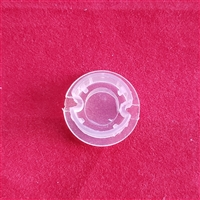 "X-Large Bottom Plug 3/4"" for 2"" Blind. Toothless. Round shape, 20-2063"