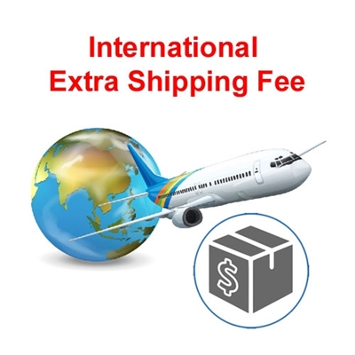 $15, CANADA, Additional Cost for International Shipping SMALL Package up to 8oz