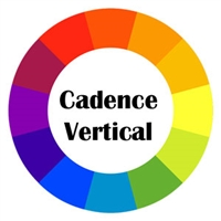 Fabric & Color for Cadence Curved Vanes Soft Vertical by Hunter Douglas