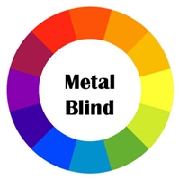 Metal Blind Color