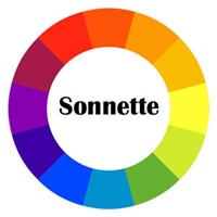 Sonnette Cellular Roller Shade - Fabric & Color