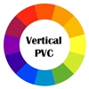 Vertical PVC Color by Hunter Douglas