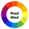Wood Blind Parkland Color