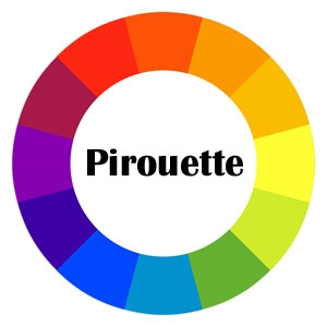 Pirouette Shade - Fabric & Color