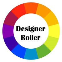 Designer Roller Shade - Fabric & Color