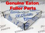 Genuine Eaton Fuller Warning Label  P/N: 21075