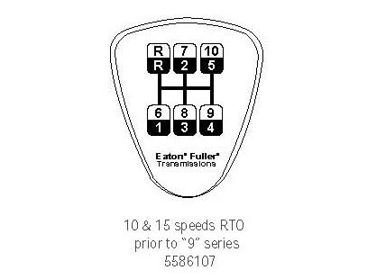 eaton super 10 transmission diagram