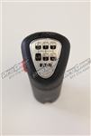 Eaton Fuller S2578 13 speed shift knob with shift pattern diagram.