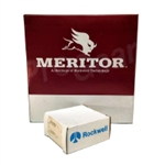 Rockwell Meritor Nut Hex 3-8-16 Gr8 Block Ox-Zn P/N: 63-7633 or 637633