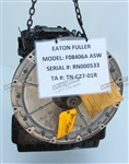 Eaton Fuller FO-8406A-ASW / FO8406AASW Transmission
