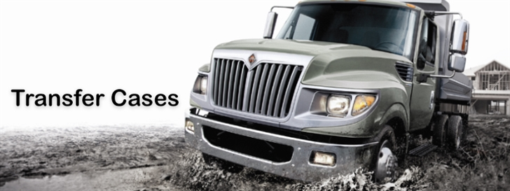 Truck transfer cases ready to ship Worldwide  We carry all