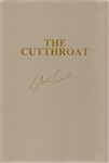 Cussler, Clive & Scott, Justin | Cutthroat | Signed & Numbered Limited Edition Book