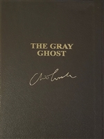 The Gray Ghost by Clive Cussler & Robin Burcell | Signed & Numbered Limited Edition Book