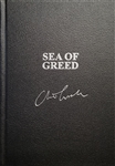 Sea of Greed by Clive Cussler & Graham Brown | Signed & Lettered Limited Edition Book