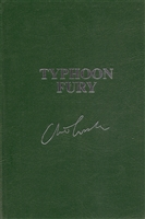 Typhoon Fury by Clive Cussler & Boyd Morrison | Signed & Lettered Limited Edition Book