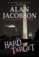 Hard Target by Alan Jacobson | Signed & Lettered Limited Edition UK Book