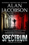 Spectrum by Alan Jacobson | Signed First Edition Book
