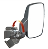 Seizmik Side View Mirror for Polaris Pro Fit Cages