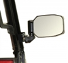 "Seizmik ""Strike"" Side View Mirror for Polaris Pro Fit Cages"