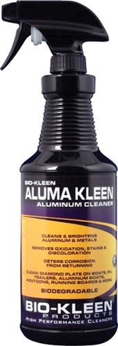 Bio-Kleen Aluma Kleen Aluminum Cleaner and Brightener