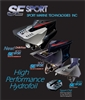 SE Sport 200 High Performance Hydrofoil (8-40hp)