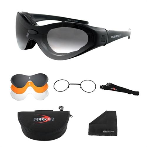 7605e4b4af Bobster Spektrax RX Ready Sunglasses