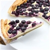 Blueberry Cream Pie Recipe | Amish Country Cooks in Berlin, Ohio