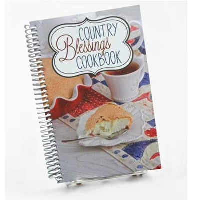 Country Blessings Cookbook | Amish Country Cookbooks