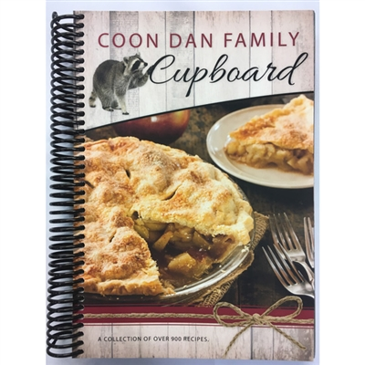 Coon Dan Family Cupboard by Cindy Wengerd