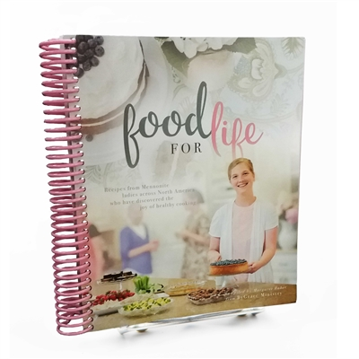 Food For Life Cookbook | Amish Country Cookbooks