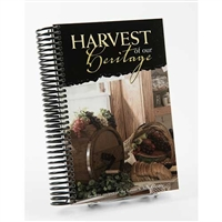 Harvest of our Heritage Cookbook | Amish Country Cooks