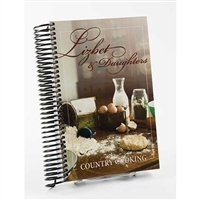 Lizbet & Daughters Country Cooking Cookbook | Amish Country Cooks