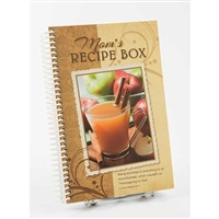 Mom's Recipe Box Cookbook | Amish Country Cookbooks