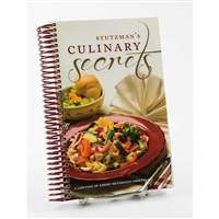 Stutzman's Culinary Secrets Cookbook
