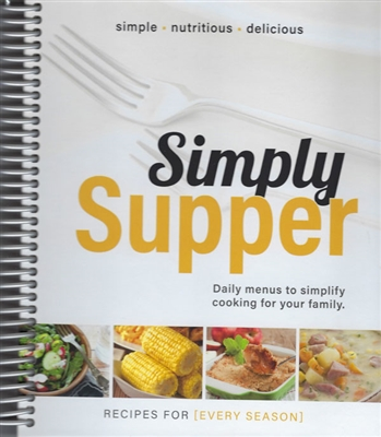 Simply Supper Cookbook