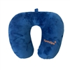 Classic Travel Pillow - Blue – by XpresSpa - Classic Neck Pillows - XpresSpa
