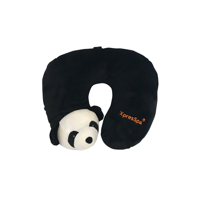 Animal Travel Pillow - Panda - XpresSpa