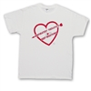 0075XL RT's Love T-shirt, XL (7 Coupons)