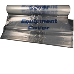 Clear Equipment Cover 28x22x56