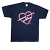 0093XXL RT's Love Black T-shirt, XXL (8 Coupons)